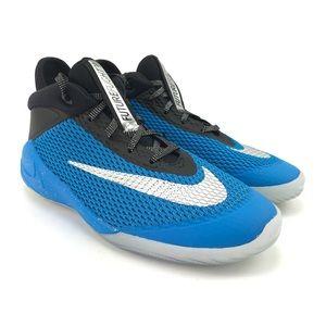 Nike Youth Future Flight Blue Hero Athletic Shoes